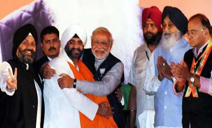 pm saddened by half brother s decision to join bjp