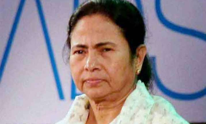 pained mamata refuses to comment on mp s rape remarks
