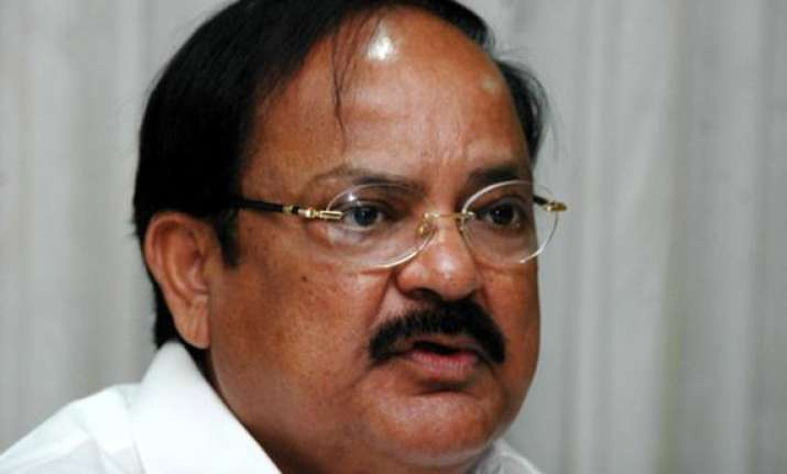 pak waging a proxy war against india alleges venkaiah
