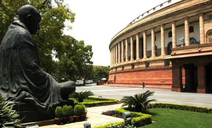 parliament winter session from nov 22