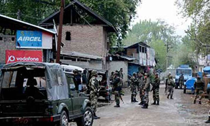 partial revocation of afspa in jk strategically difficult