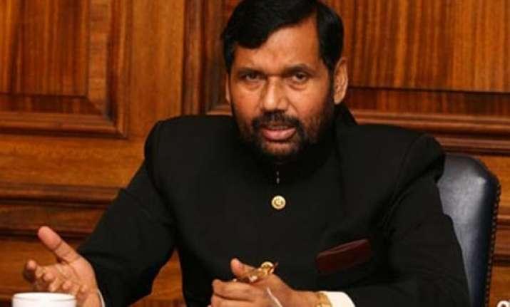 paswan seeks nitish s resignation over student deaths