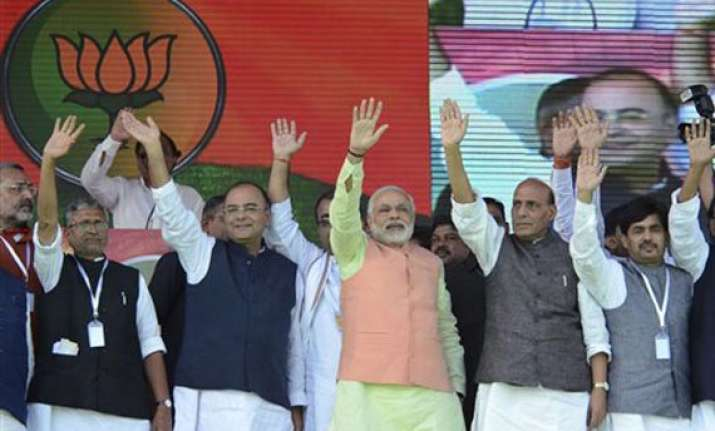 patna rally punish nitish kumar as he has betrayed people