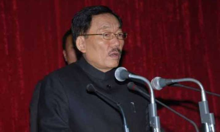 pawan chamling sworn in as sikkim cm for record fifth time
