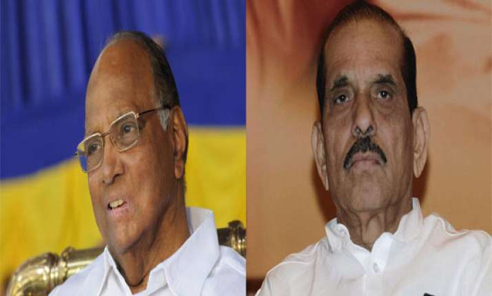 pawar agreed to pact with sena in assembly polls joshi