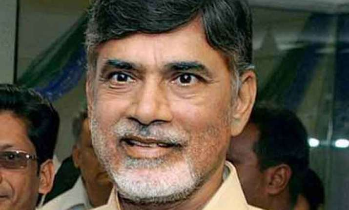 people are fed up with congress want modi chandrababu naidu