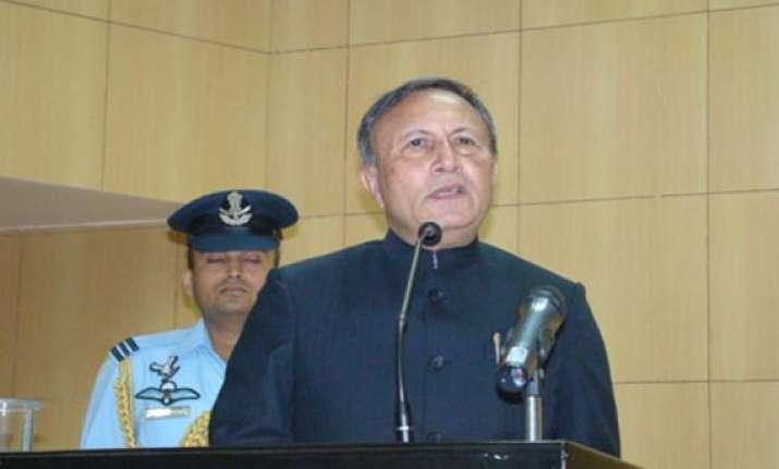 people desire development chhattisgarh governor