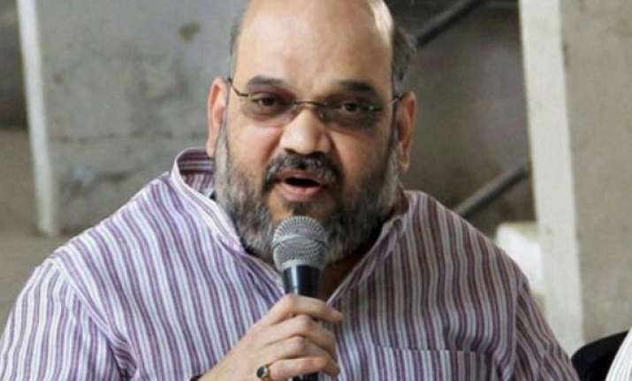 people will punish corrupt congress in 2014 amit shah