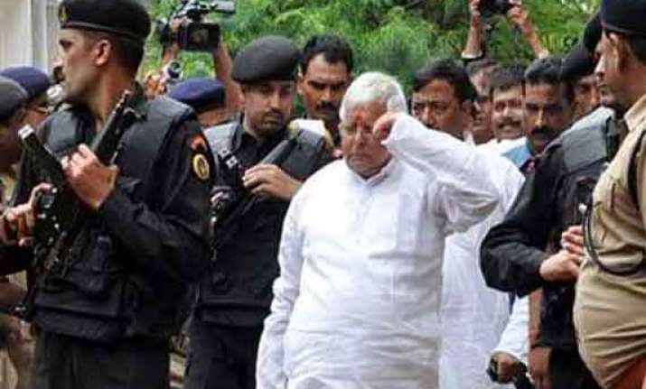 petition challenges lalu prasad as rjd chief