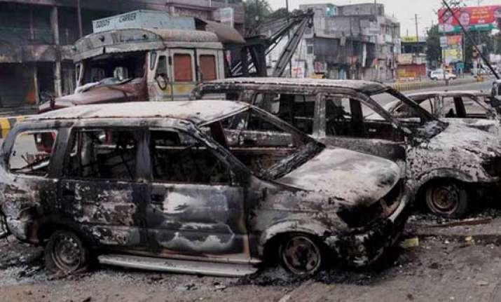 political slugfest as saharanpur seeks peace