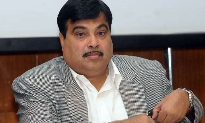 poll will decide fate of people in tn says gadkari