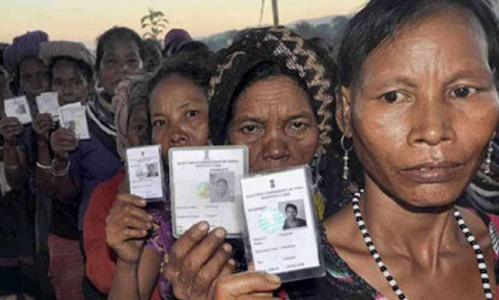 polling begins for arunachal assembly ls seats