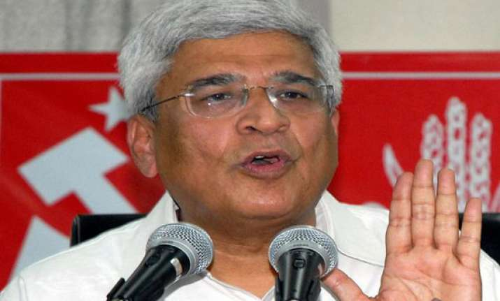 possibility of third front only after 2014 polls says left