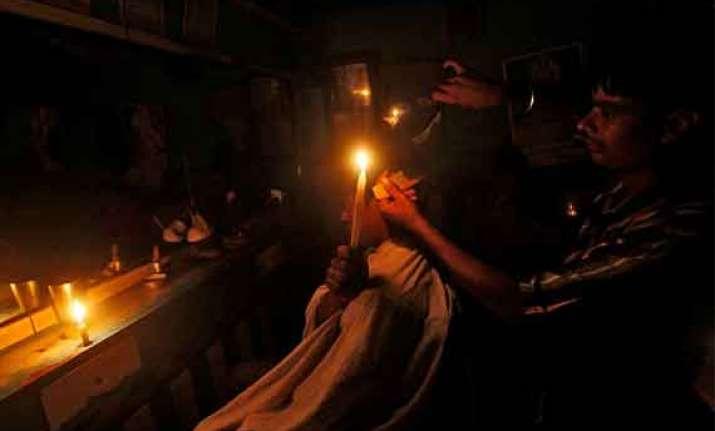 power crisis continues unabated in uttar pradesh