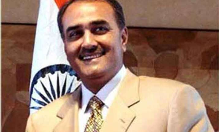 praful patel files nomination for rajya sabha election