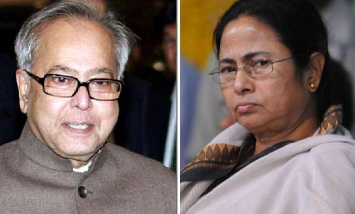 pranab not averse to seeking mamata s help in prez bid