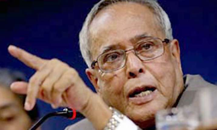 pranab s candidature gaining momentum