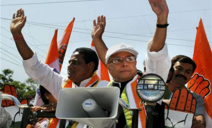 pranab to campaign in karnataka on july one