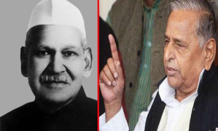 president shankar dayal sharma knew about plan to demolish