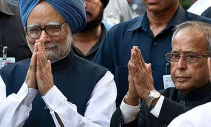 president gives touching farewell to gentleman singh