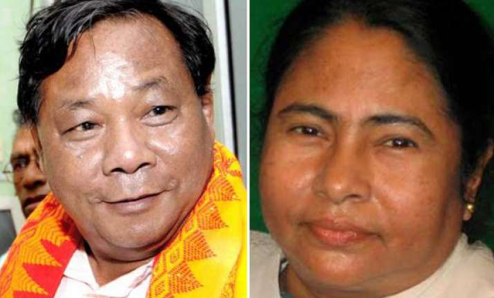sangma seeks mamata s support fails to secure commitment