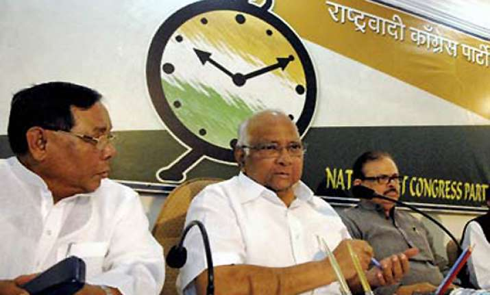 prez will be seniormost person acceptable to all says ncp