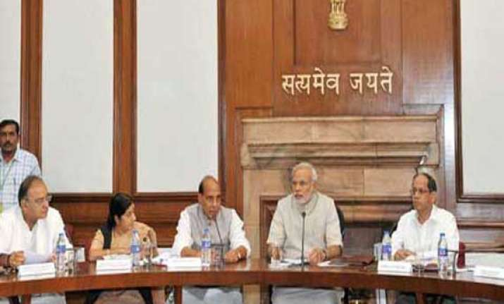prime minister narendra modi to meet his council of