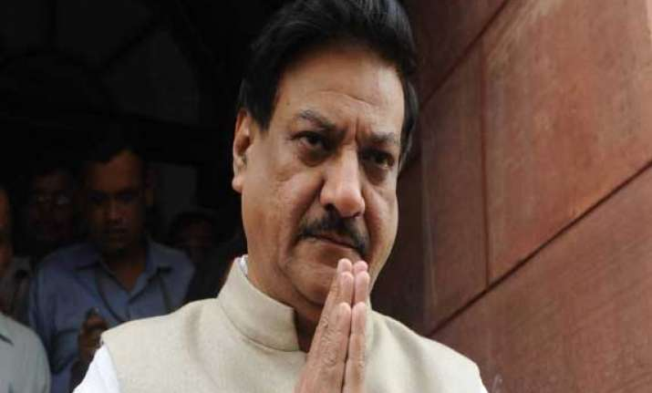 prithviraj chavan unlikely to be replaced as maharashtra cm
