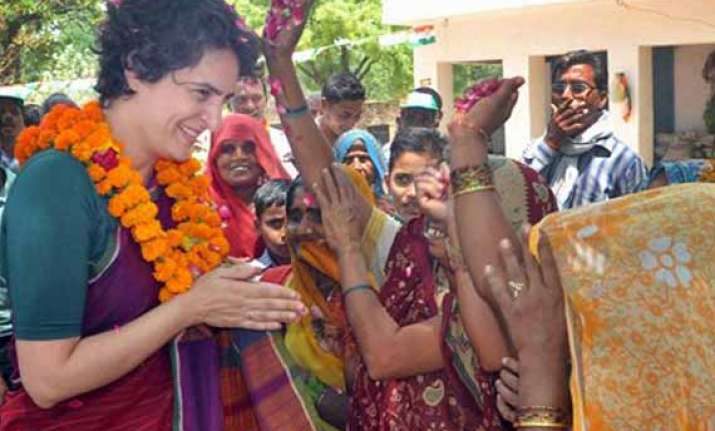 time for congress to hand over the baton to priyanka