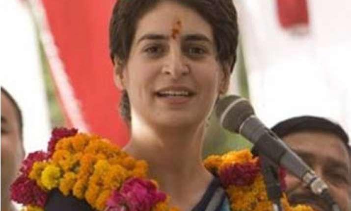 priyanka slams varun says ls poll not a family tea party