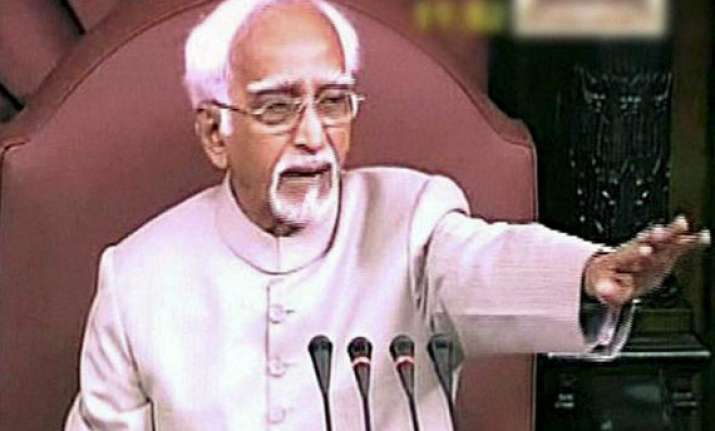 probe cops roughing up woman mp ansari tells government