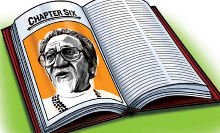 proposal to include bal thackeray in history textbooks