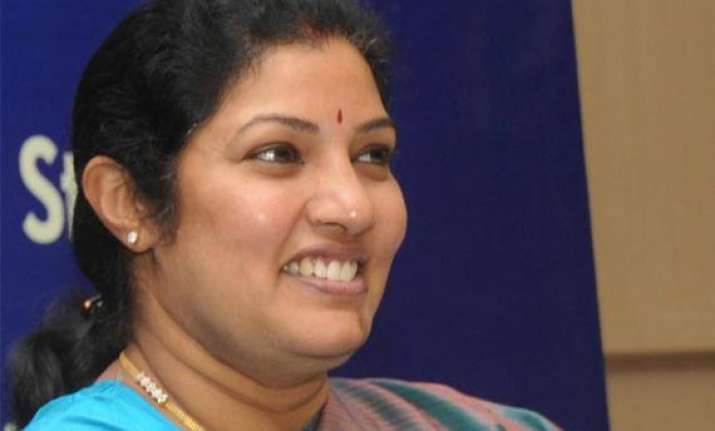 purandeswari likely to join bjp