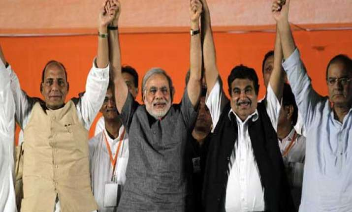 quartet is bjp core group to take key decisions