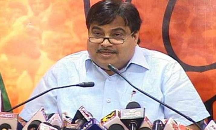 quashing thomas appointment as cvc a slap for govt gadkari