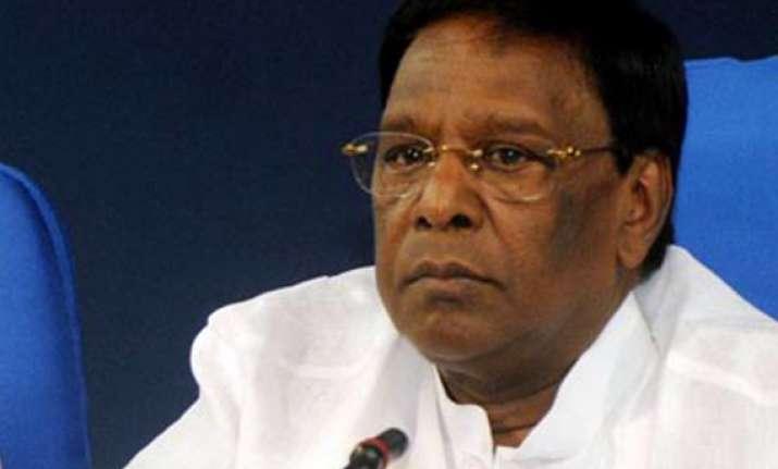 quota bill will be taken up thursday narayanasamy