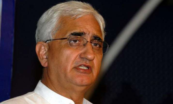 rti objectives can t be allowed to run riot khurshid