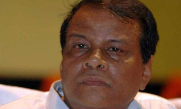 raghunath mohanty removed from post of bjd vice president