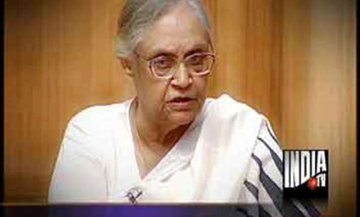 rahul gandhi should not have used the word nonsense sheila