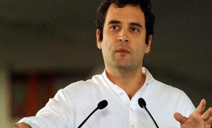rahul gandhi to campaign in koraput nabarangpur on march 31