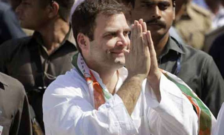rahul gandhi to hold road show in varanasi on 10th may