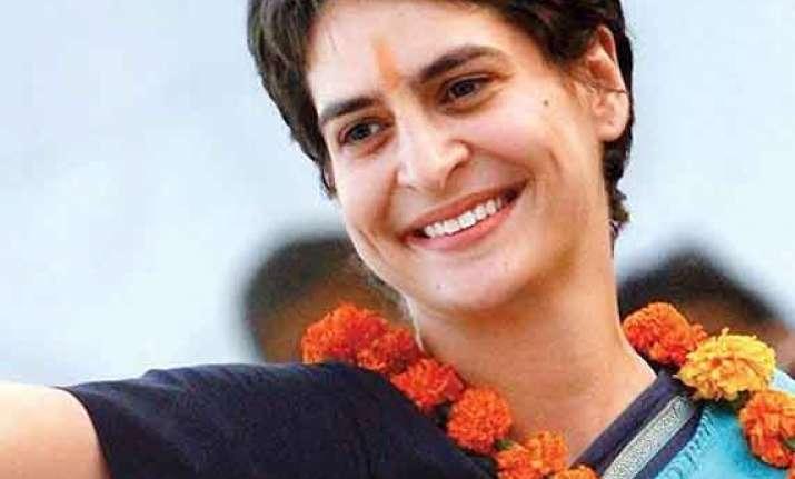 rahul a liberal looks upon all as equals priyanka