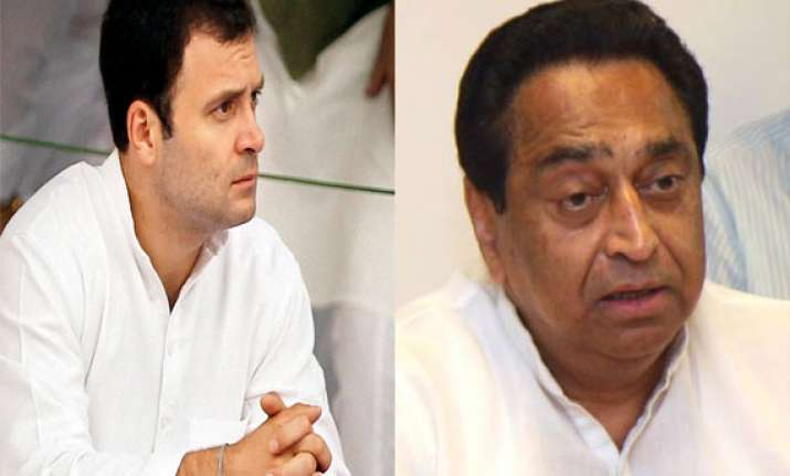 rahul is not a liability nor out of sync says kamal nath