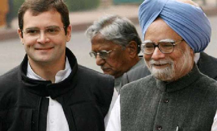 rahul s absence at pm s farewell dinner raises eyebrows
