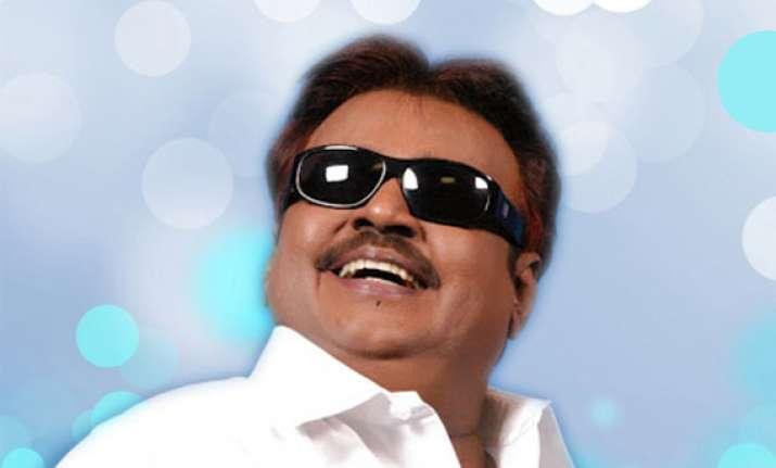 rahul s wishes to vijayakant bring cheers to congress