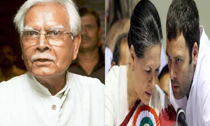 rahul stopped sonia from being pm in 2004 says natwar singh