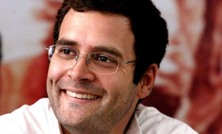 rahul willing to be pm attacks modi for seeking all power