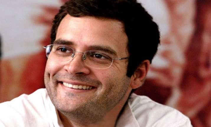 rahul gandhi s karnataka visit expected to boost drooping