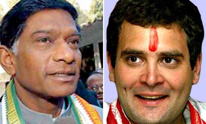 rahul gandhi should take main responsibility says ajit jogi