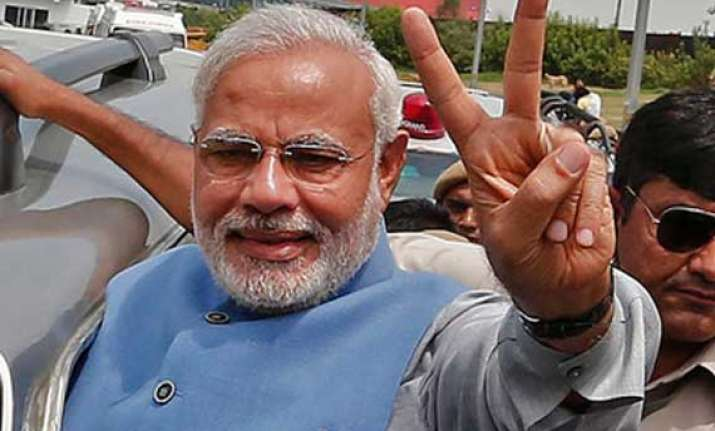 rail budget is futuristic and growth oriented says pm